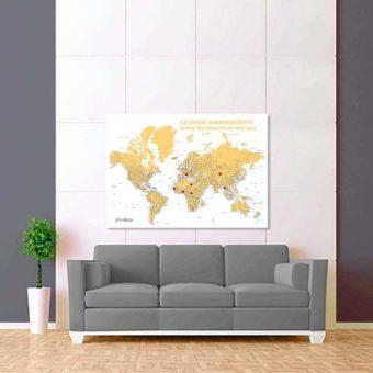 bílo světle oranžová mapa 2