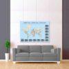 modro barevná mapa 2