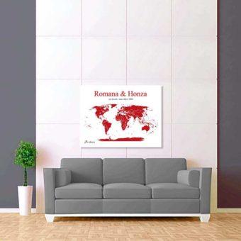 bílo tmavě červená mapa 2