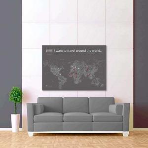 šedo bílá mapa světa rozšířená 2