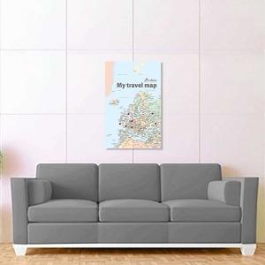 barevná mapa 2