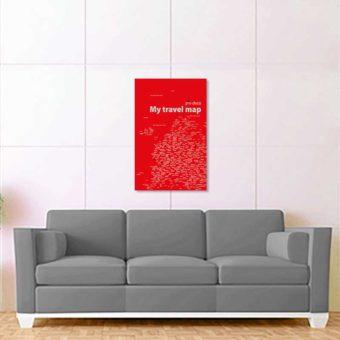 červená mapa evropy 2