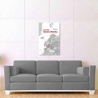 šedo bílá mapa evropy 2