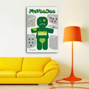 zelený panáček 3