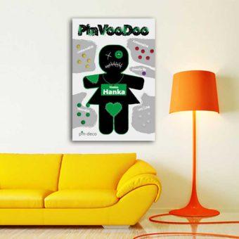 zeleně černá panenka 2