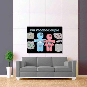 modro růžový voodoo panáčci 2