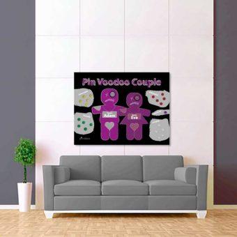 fialový voodoo panáčci 2