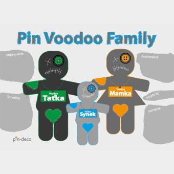 modrá voodoo rodina