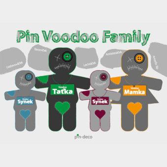 zelená voodoo rodina