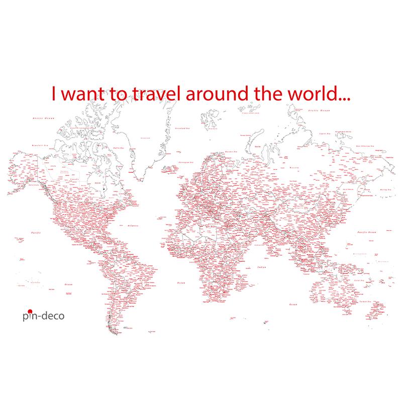 bílo červená vybarvovací mapa světa